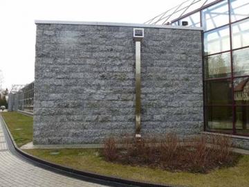 фасад из натурального камня для отделки