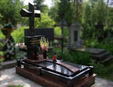 крест на надгробный каменный памятник