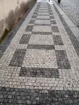 гранитная брусчатка для улиц