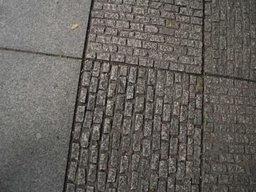 брусчатка из гранита для улиц