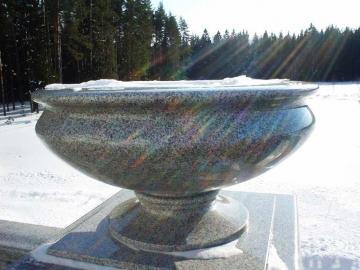 Фігурний камінь | Світанок 2849