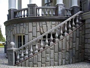 гранитный фасад для отделки