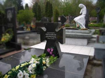 крест на надгробный памятник из камня для кладбищ
