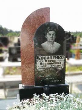 элитный гранитный памятник для кладбищ