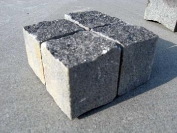 брусчатка из гранита для дорог