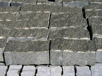 брусчатка из гранита для строительства