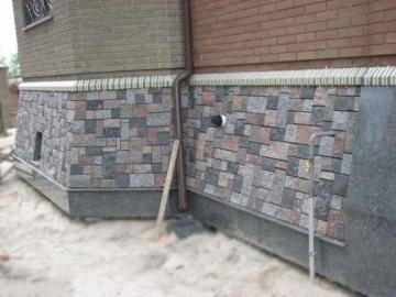 фасад гранитный для строительства