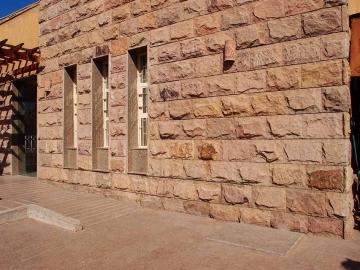 фасад из гранита для отделки