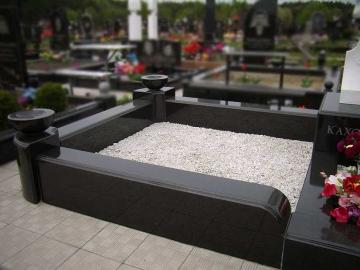 гранитная основа на могилу