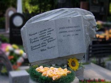 художественная работа на ритуальный каменный памятник на могилу