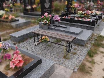 гранитное оформление могил
