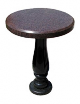 стол из искуственного камня для кухни